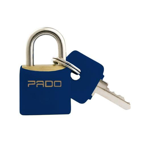Cadeado Pado Azul SM E-30