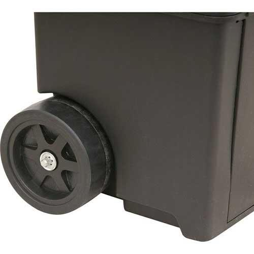 Caixa Plástica para Ferramentas com Rodas Vonder CRV 0100
