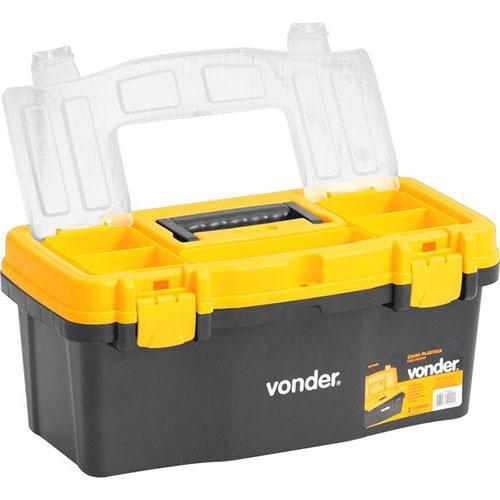 Caixa Plástica para Ferramentas Vonder CPV 0405