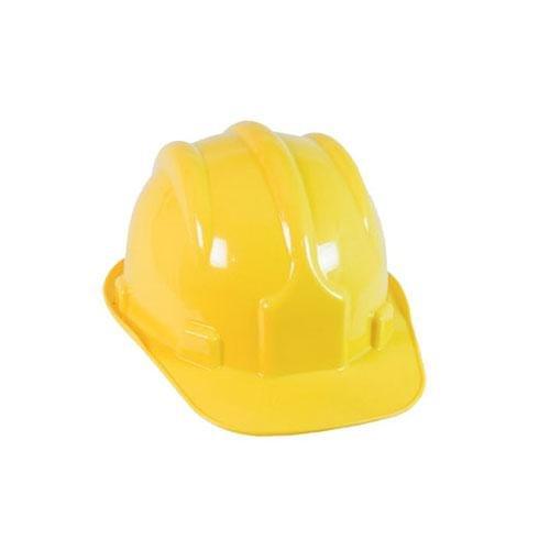 Capacete Plástico PLT Plastcor Amarelo