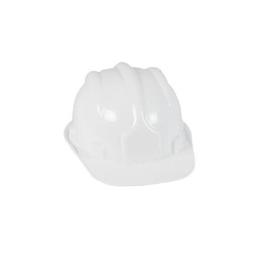 Capacete Plástico PLT Plastcor Branco