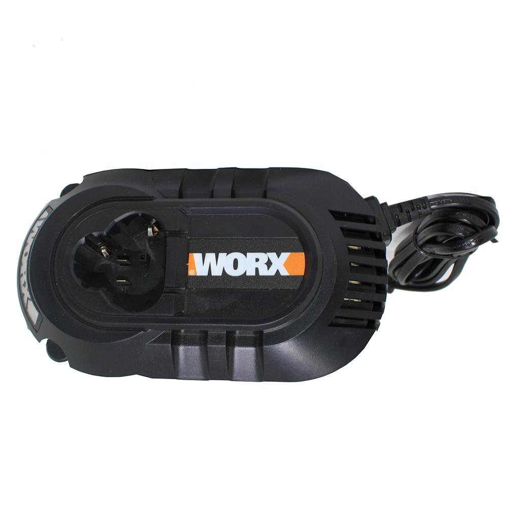 Carregador para Bateria de Lítio 12v WA3846 - Worx