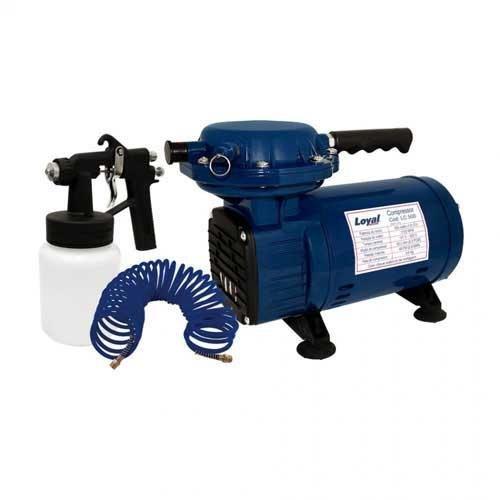 Compressor de Ar Direto com Kit Loyal LC500