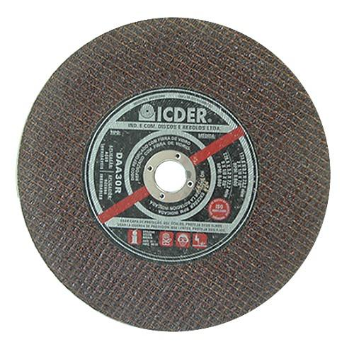 Disco de Corte Inox Icder DAA30R 12 x 1/8 x 1