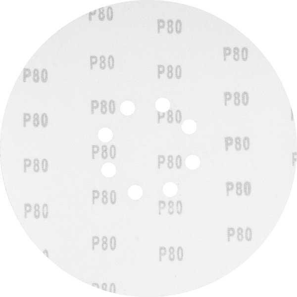 Disco de Lixa 225mm para Lixadeira de Parede LPV600 Vonder Grão 80
