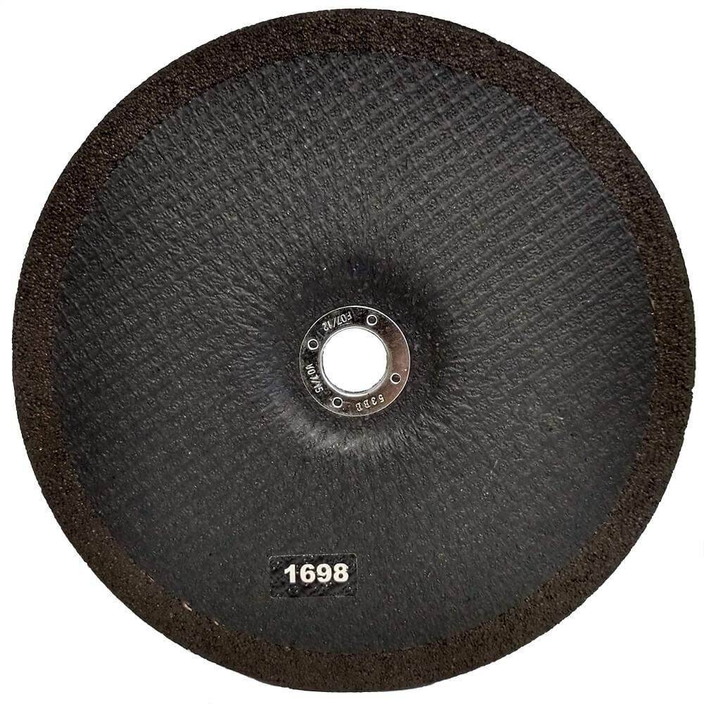 Disco Desbaste Aço Norton Super Norzon BDA 680 9 x 1/4 x 7/8