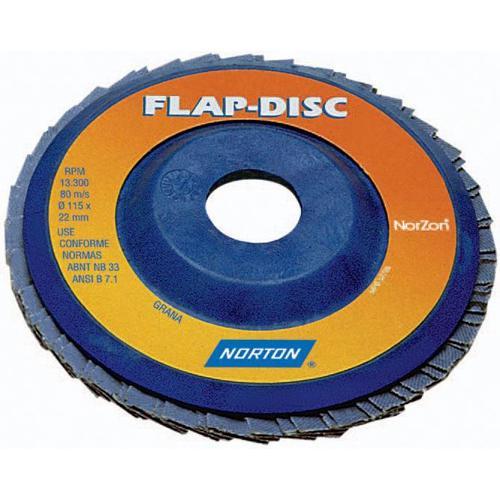"Disco Flap Norton Maxi 4.1/2"" R822"