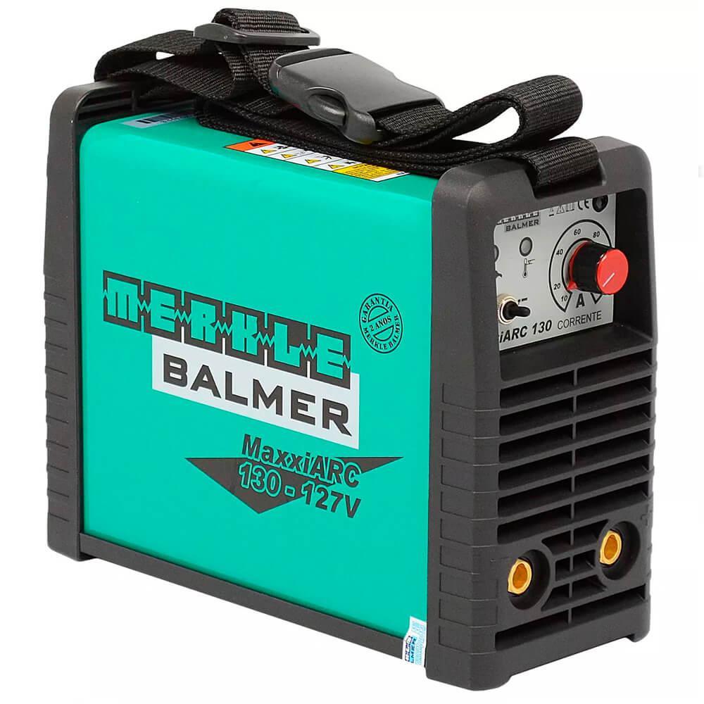 Inversora 130 Amperes Balmer Maxxiarc Com Maleta