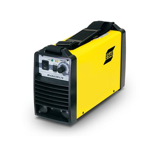Inversora 160 Amperes ESAB MiniArc 161 LTS