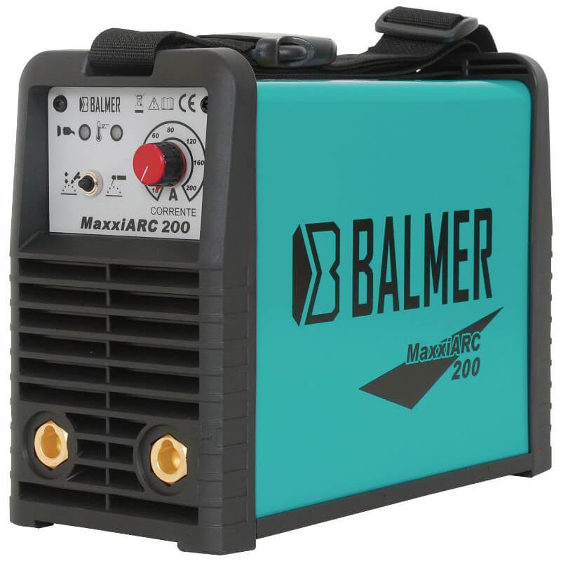 Inversora 200 Amperes Balmer MAXXIARC200 220v