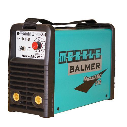 Inversora Balmer MAXXIARC210 220v 200A com Acessórios