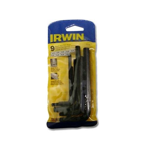 Jogo de Chave Allen 1,5mm a 10mm Irwin