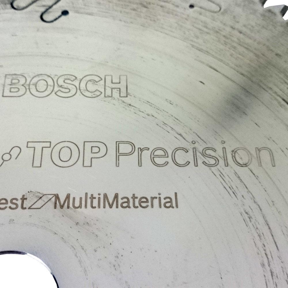 """Lâmina de Serra Esquadria Multi Materiais 12"""" Bosch 96 dentes"""