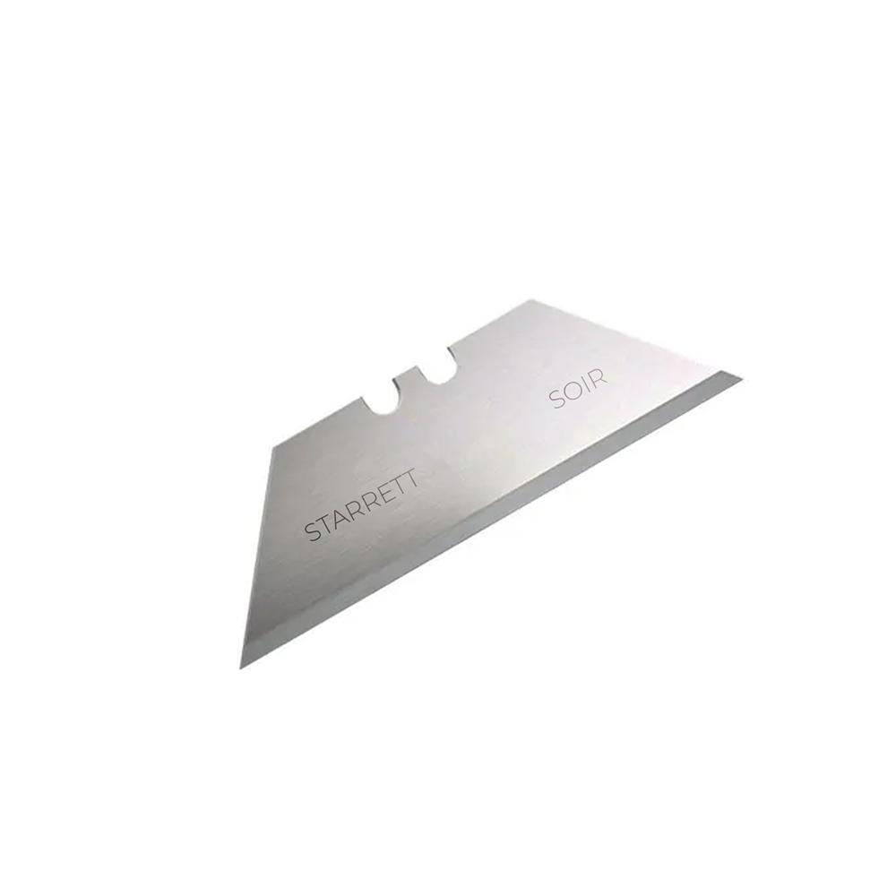 Lâmina para Estilete Starrett Trapezoidal KS01R 10 Peças