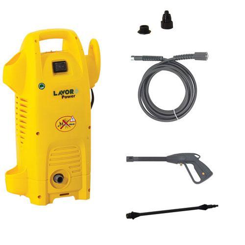 Lavadora de Alta Pressão 1.740 Libras Lavor Power Slim