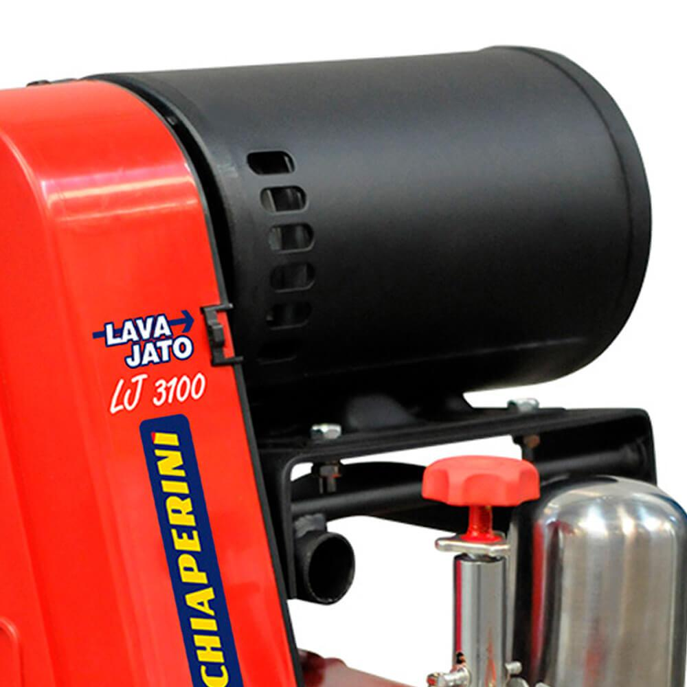 Lavadora Lava Jato Fixa Chiaperini 400 Libras LJ 3100 com Mangueira 127/220v