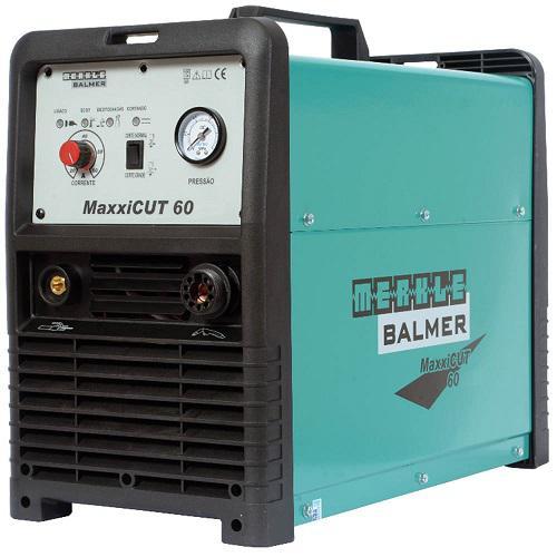 Máquina Corte Plasma 60 amperes Maxxicut 60 Balmer Trifásico 380V