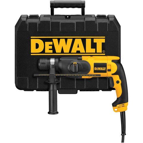 """Martelete Eletropneumatico 1"""" 650w Dewalt D25013K"""