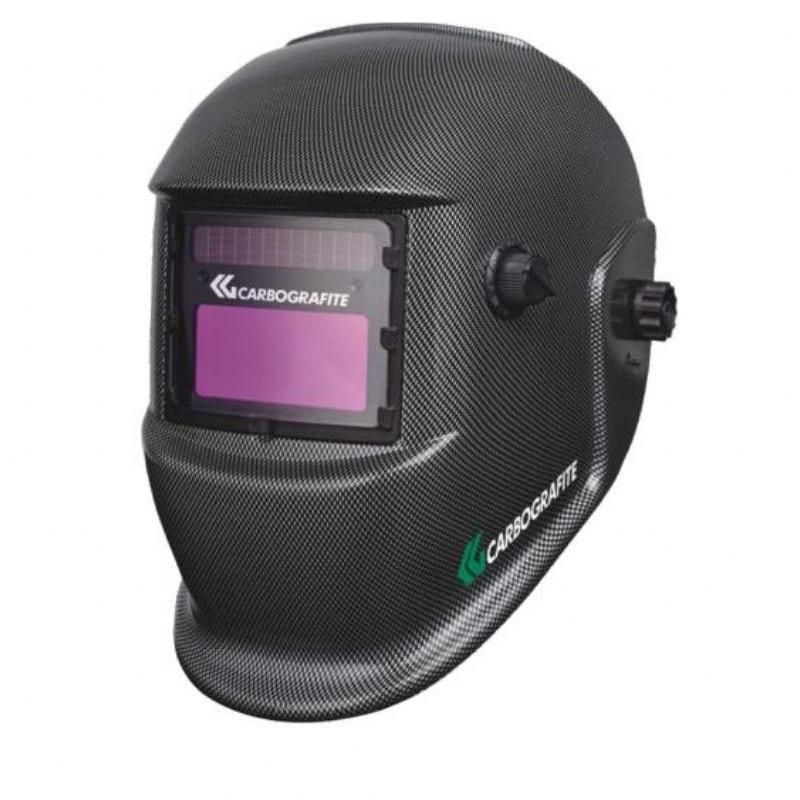 Mascara de Solda Auto-Escurecimento Carbografite DX-500S Mega