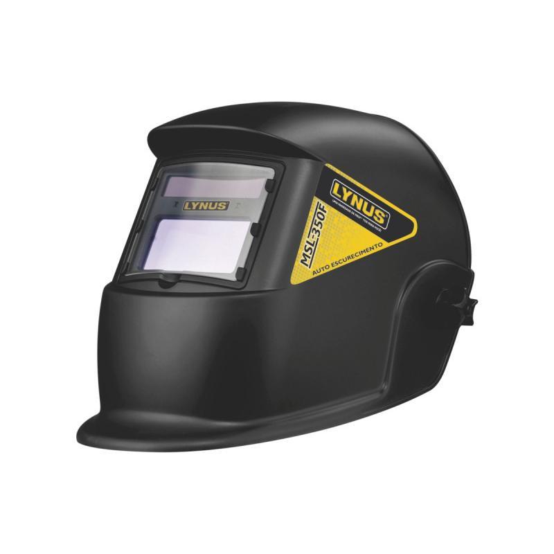 Máscara de Solda com Auto Escurecimento Lynus MSL-350F