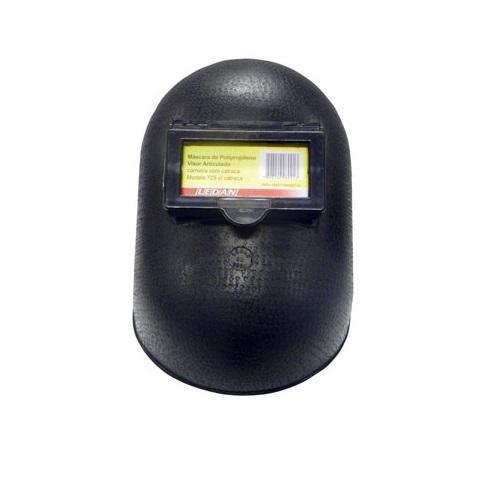 Máscara de Solda Polipropileno Ledan Visor Fixo