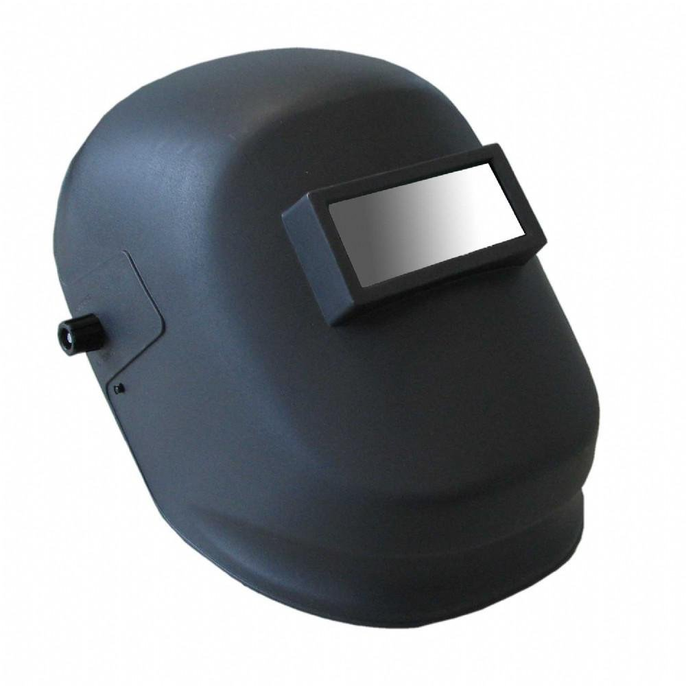 Máscara de Solda Polipropileno Visor Fixo Carbografite