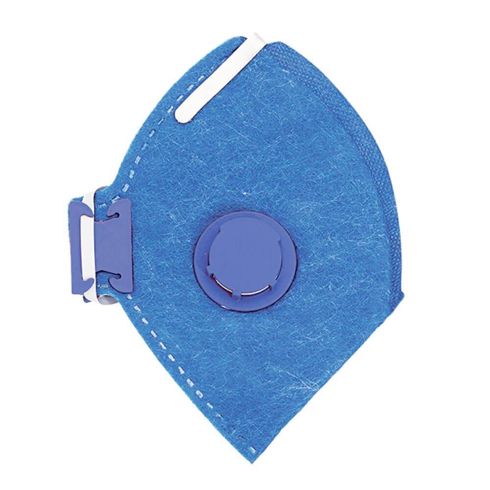 Máscara Descartável PFF1 Com Válvula Intrab