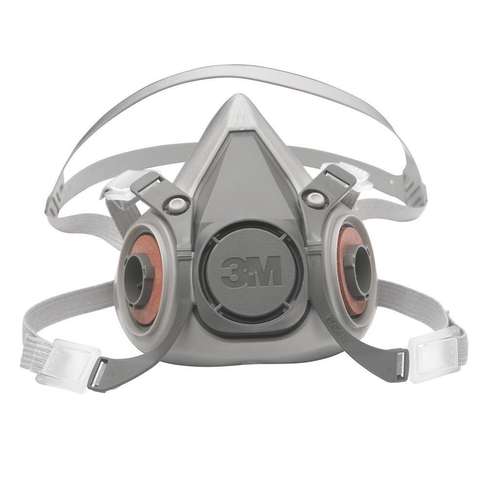 Máscara Respirador Semi Facial 3M 6200