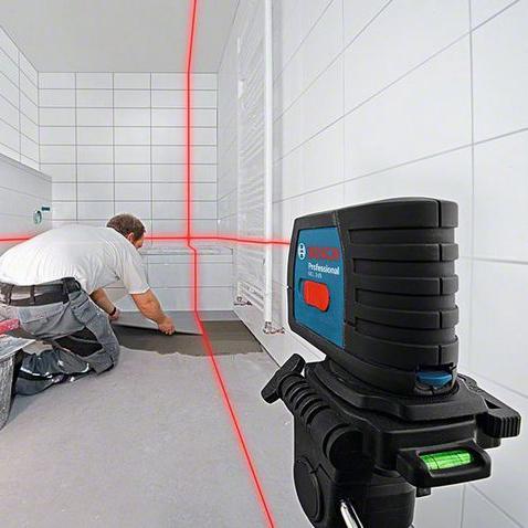 Nível a Laser Bosch GLL 2-15 com Case