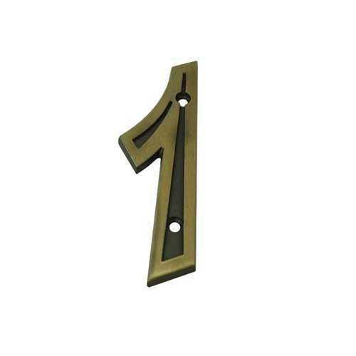 Número Residencial 1 União Mundial