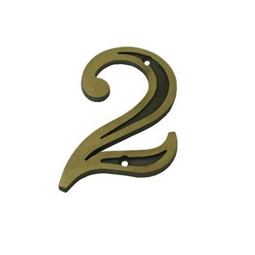 Número Residencial 2