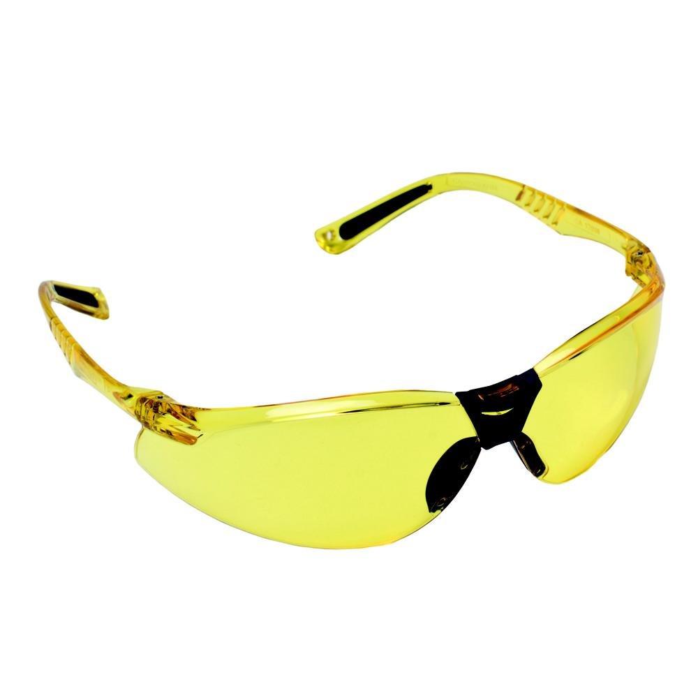 Óculos de Proteção Cayman Carbografite Âmbar