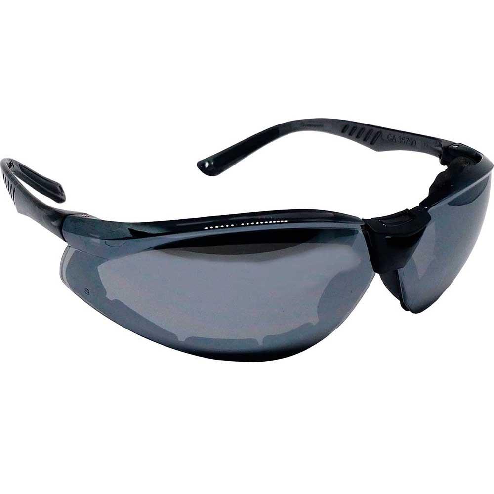 Óculos de Proteção Cayman F Carbografite Cinza Espelhado