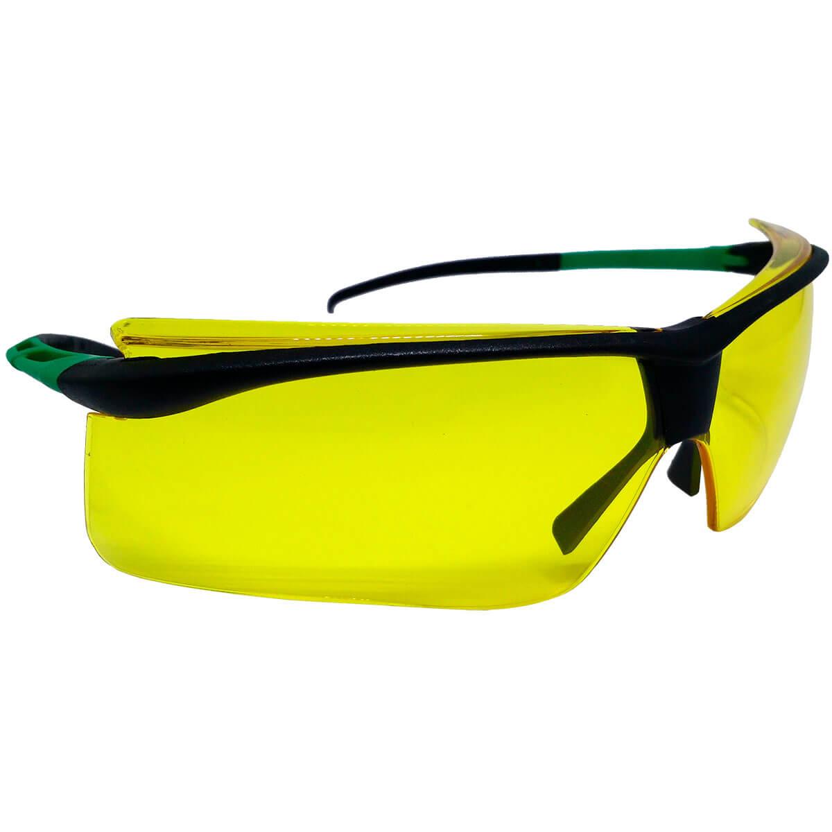 Óculos de Proteção Wind Carbografite Âmbar