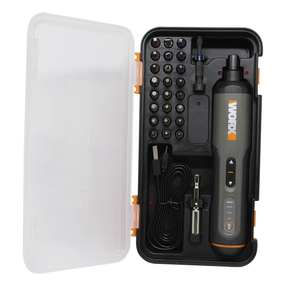 Parafusadeira à Bateria 3.6v Worx WX240 Screwdriver Pen