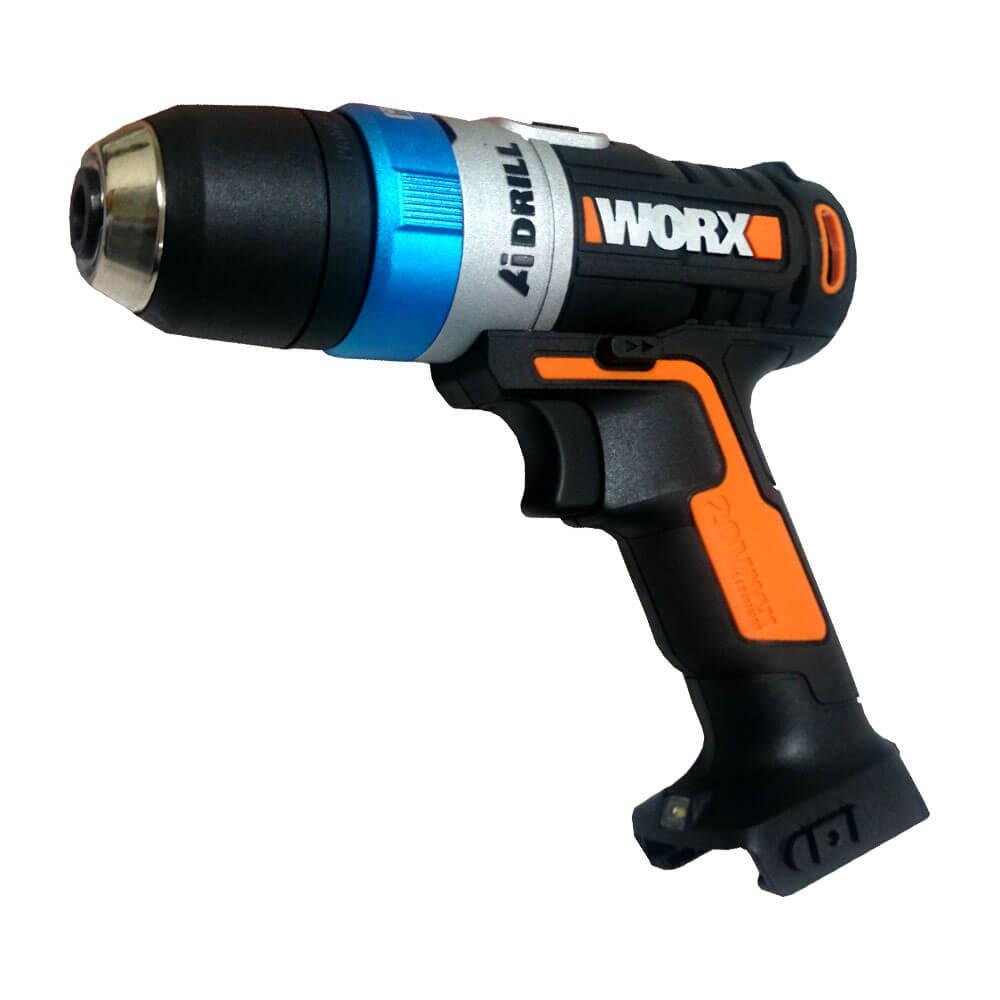 Parafusadeira Furadeira AIDrill Wx178.9 Worx S/Bateria S/Carregador