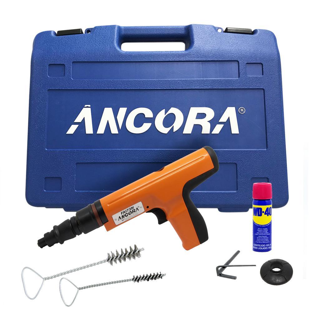 Pistola de Fixação à Pólvora FAI72N Âncora