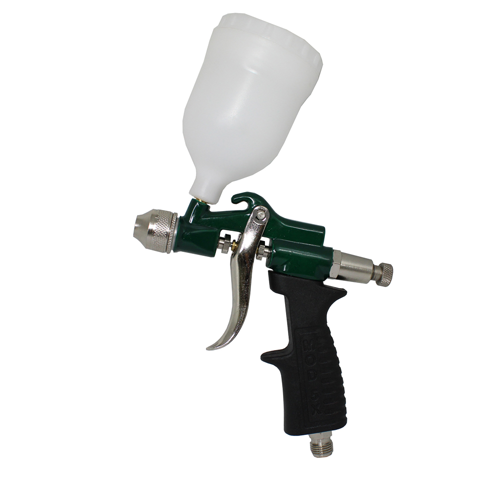 Pistola de Pintura Arprex Gravidade 5 Plus Caneca Nylon 0.8mm