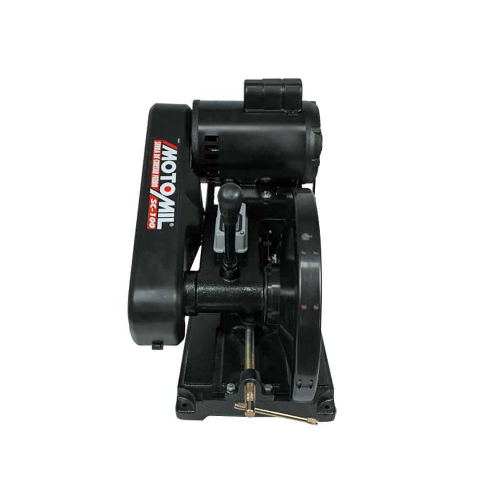 Policorte SC-100 Sem motor com chave trifásica - Motomil
