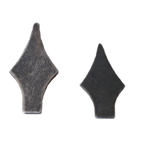 Ponta de Lança Ferro 7cm Magrofer