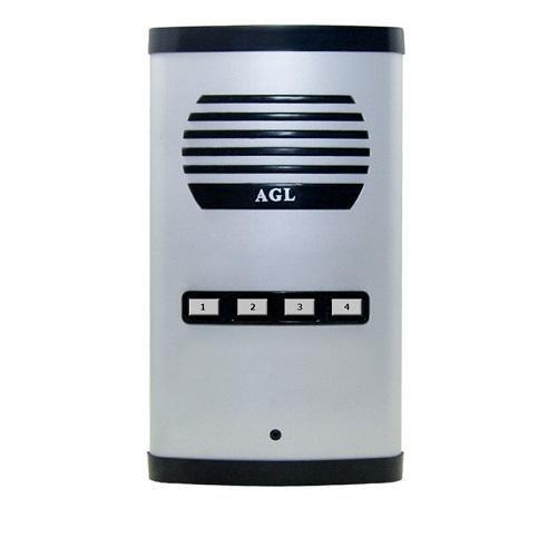 Porteiro Eletrônico Coletivo 4 Pontos AGL