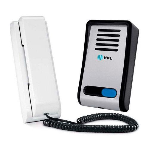 Porteiro Eletrônico com Acionamento HDL F8-S