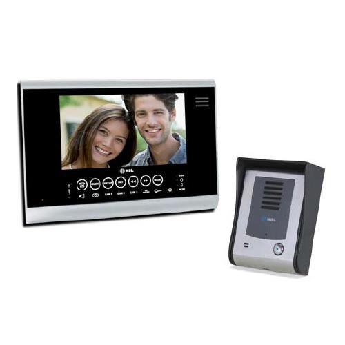 Porteiro Eletrônico HDL com Vídeo Sense Seven Memória