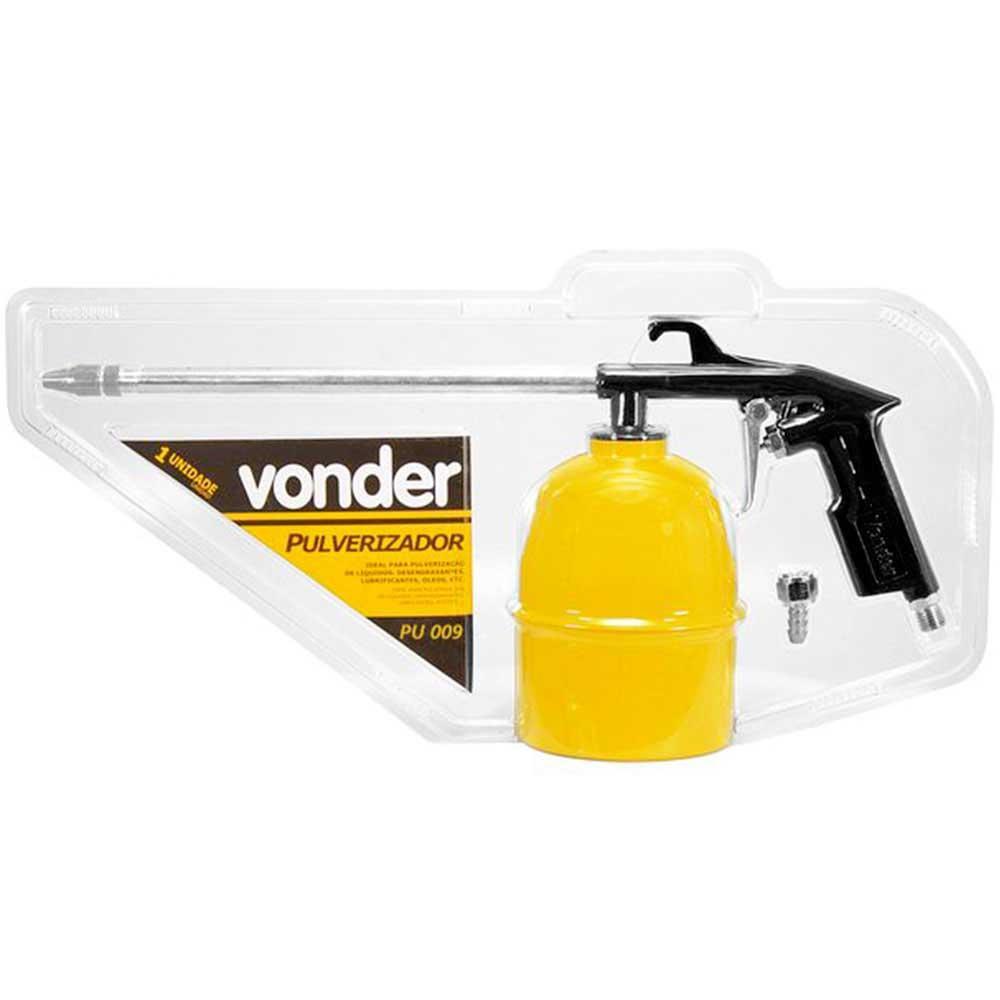 Pulverizador de Oleo Longo Com Caneca PU-9  Vonder