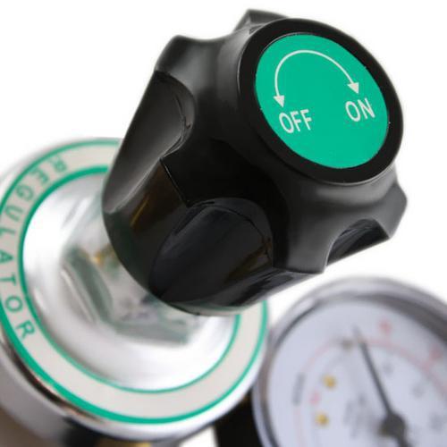 Regulador para Cilindro de Argônio Ômega