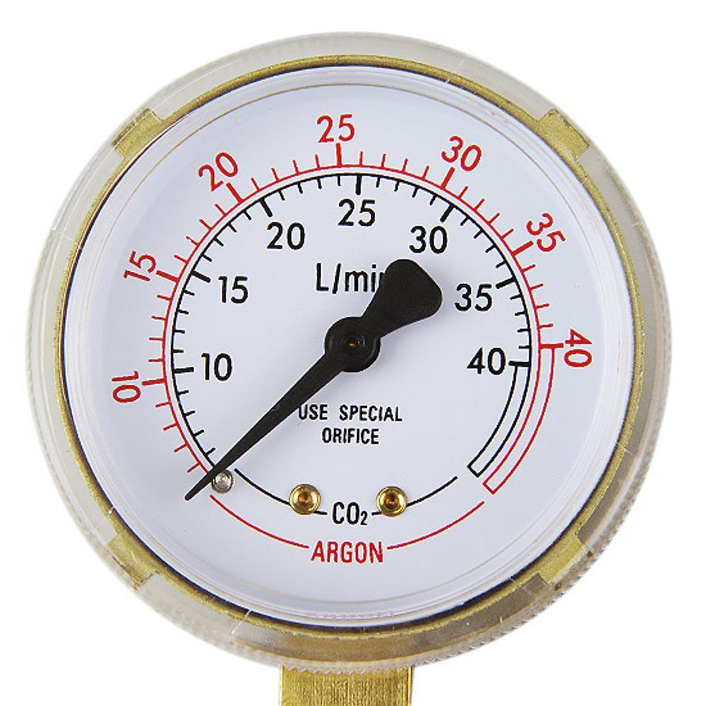 Regulador para Cilindro de CO2 Ômega
