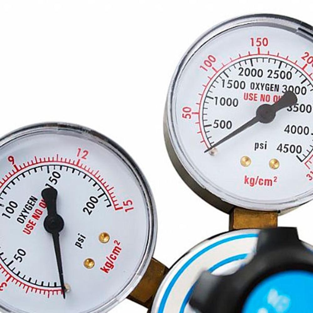 Regulador para Cilindro de Oxigênio Ômega