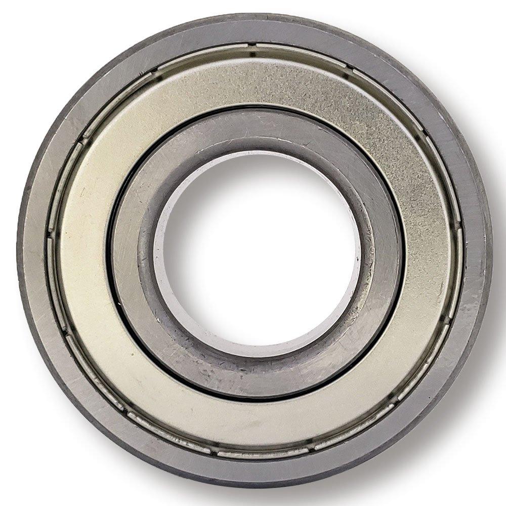 Rolamento Rígido de Esferas ZZ 6203 17 x 40 x 12 mm