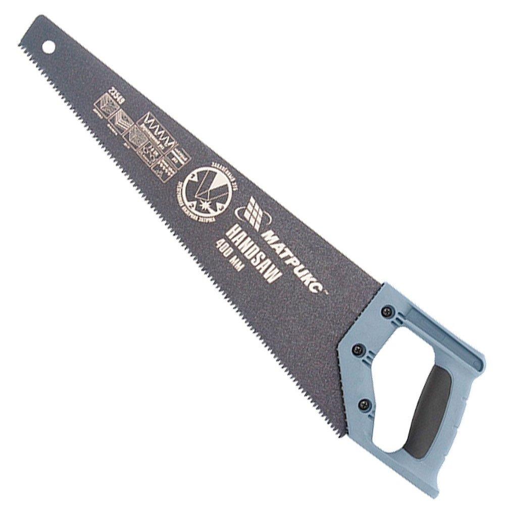Serrote para madeira 8 Dentes 3D MTX 18 Pol450 mm