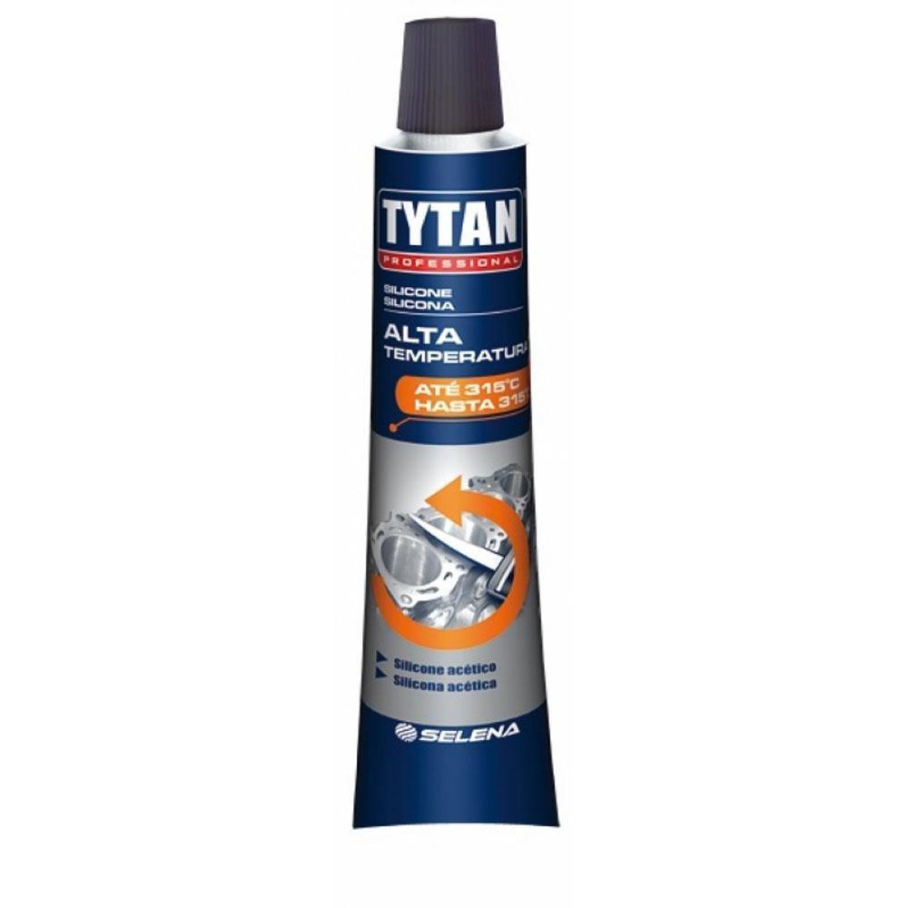 Silicone Alta Temperatura Tytan 50g